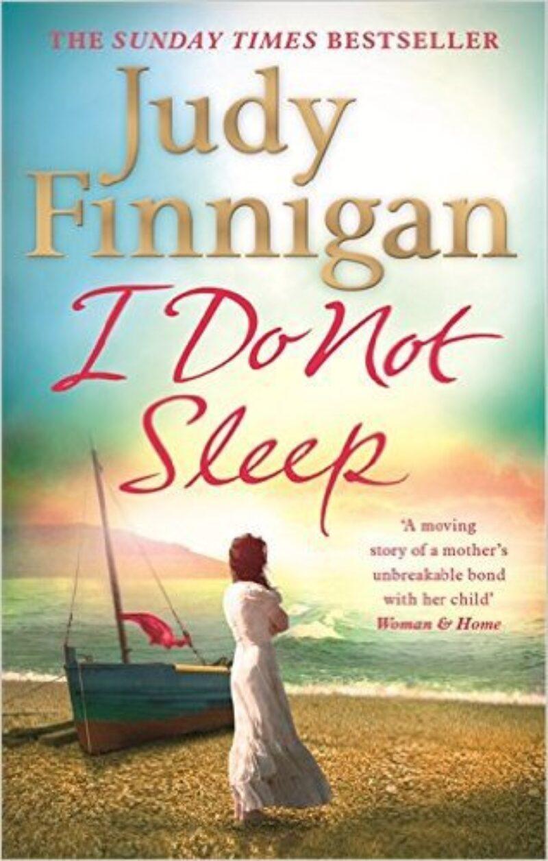 Book cover for 'I Do Not Sleep'