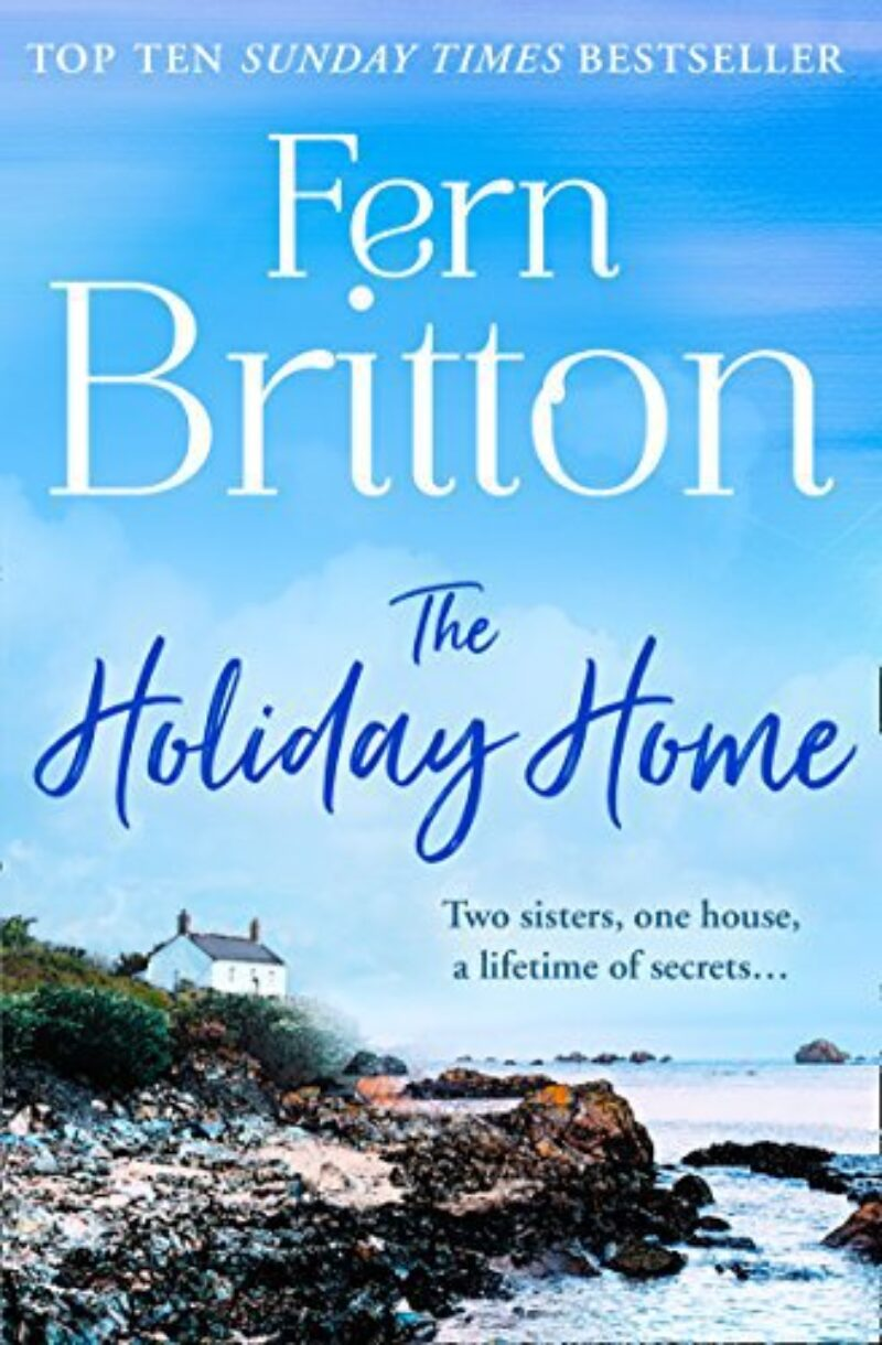 Book cover for 'The Holiday Home'