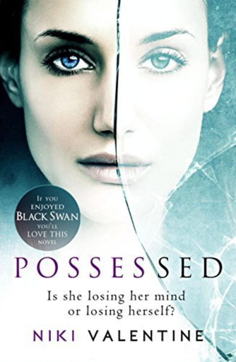 Book cover for 'Possessed'