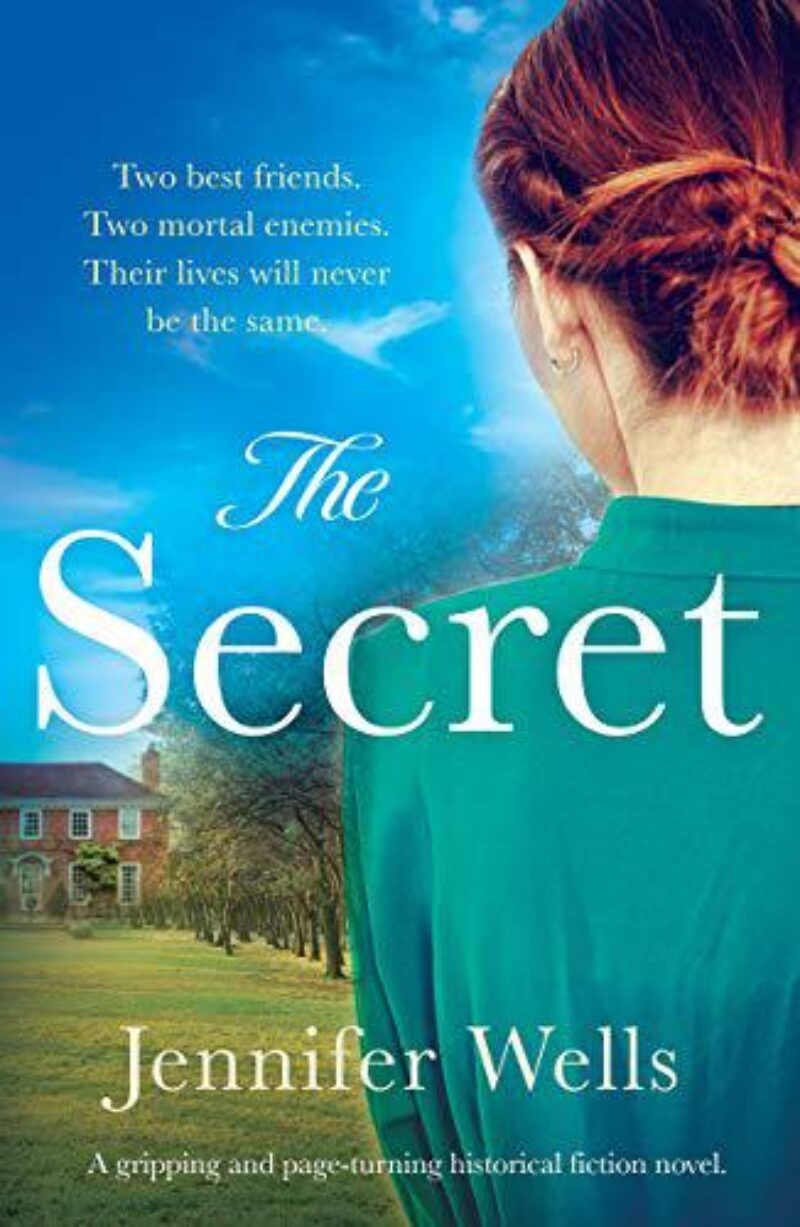 Book cover for 'The Secret'