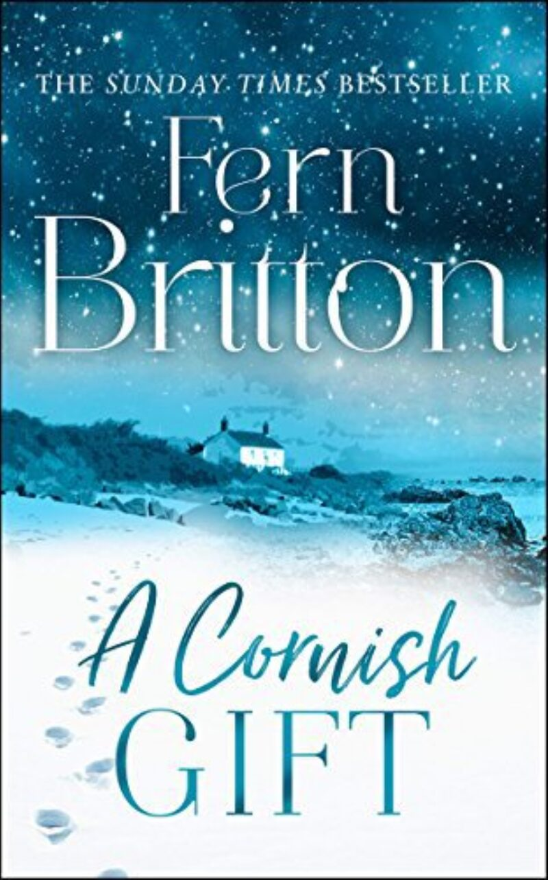 Book cover for 'A Cornish Gift'