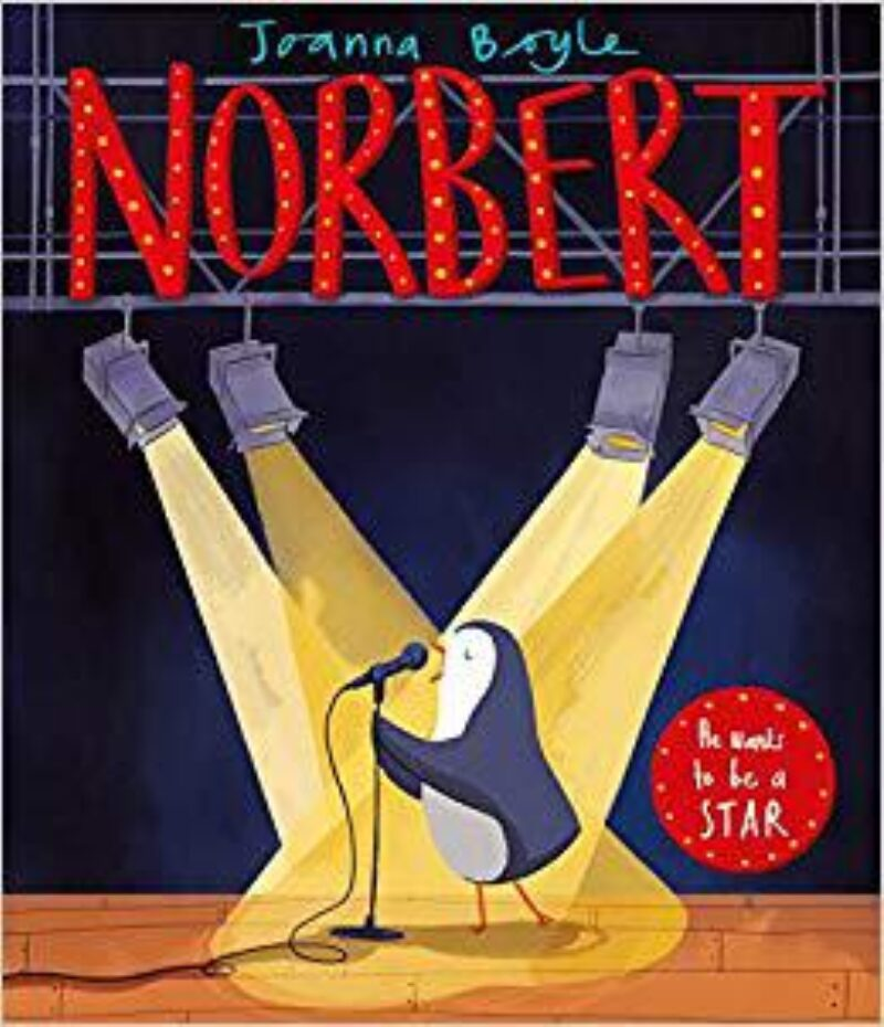 Book cover for 'Norbert'