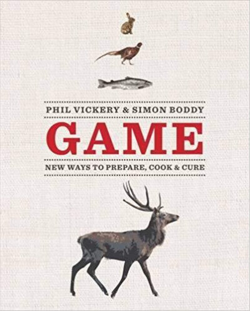 Book cover for 'Game'