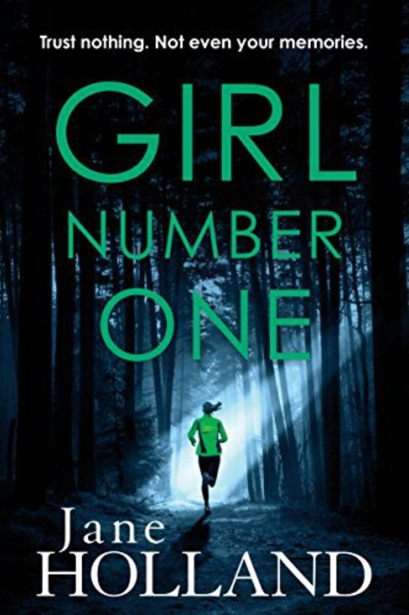 Book cover for 'Girl Number One'