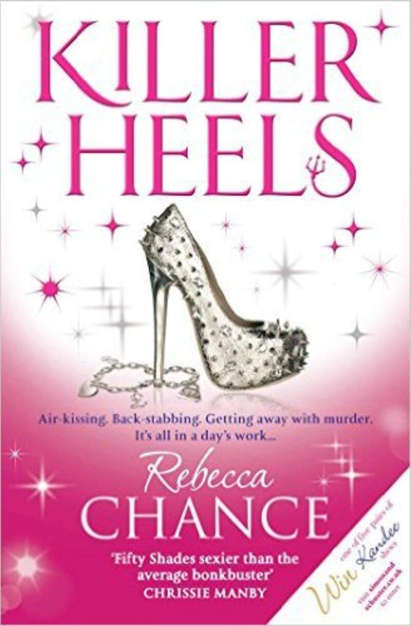 Book cover for 'Killer Heels'