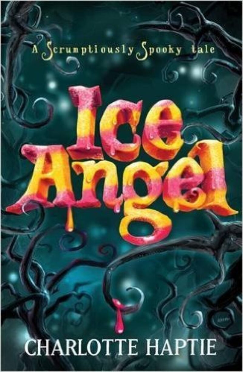 Book cover for 'Ice Angel'
