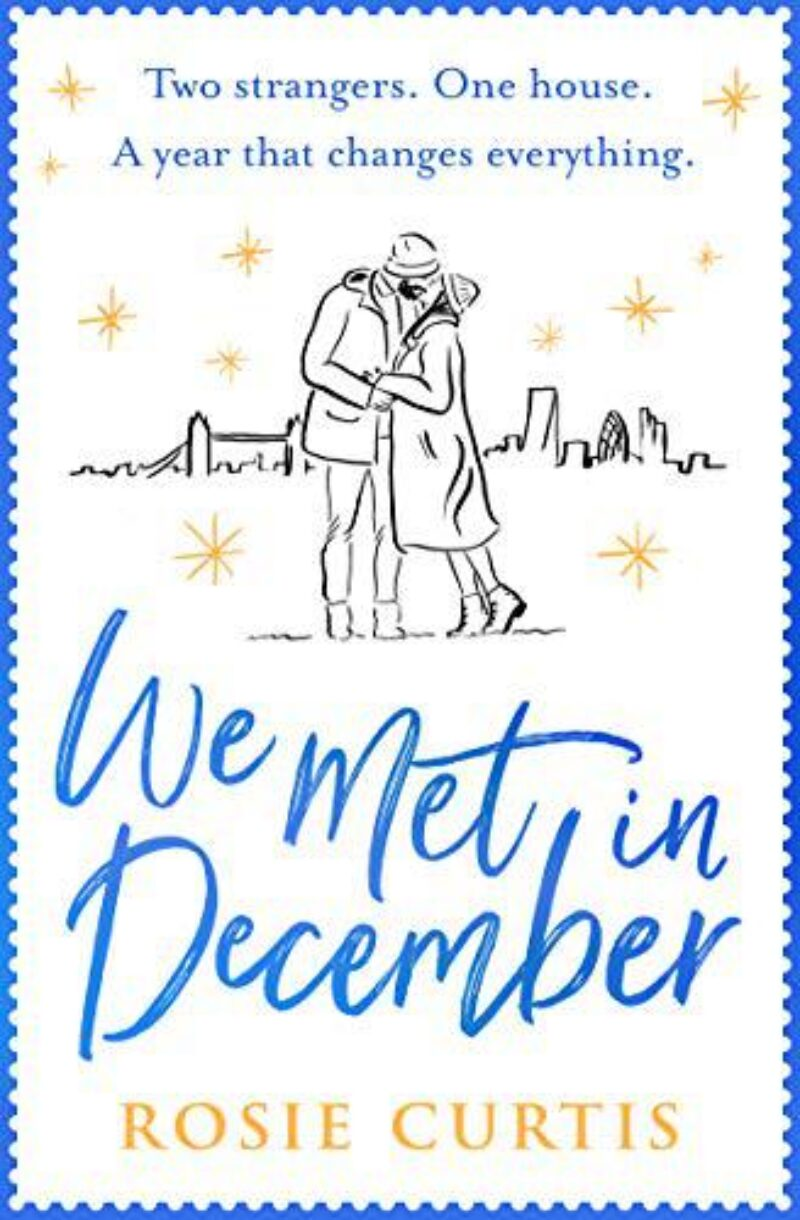 Book cover for 'We Met in December'