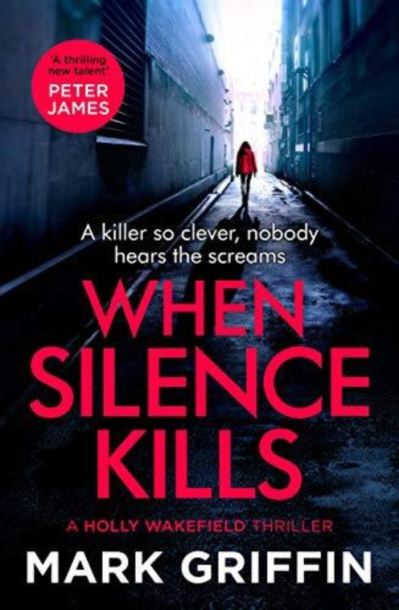 Book cover for 'When Silence Kills'