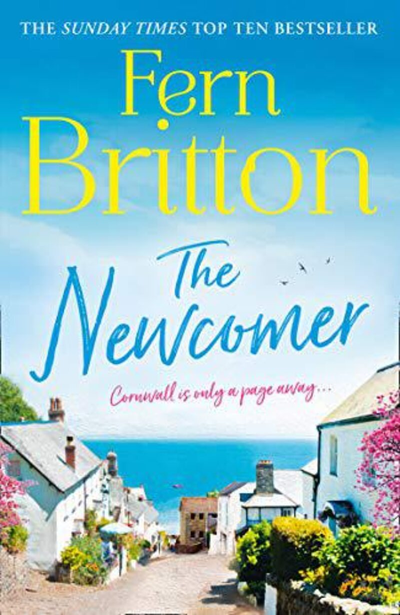 Book cover for 'The Newcomer'