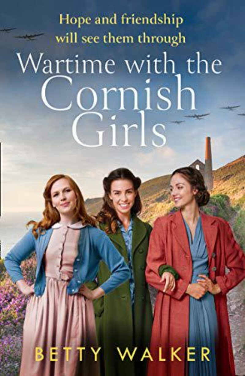 Book cover for 'Wartime with the Cornish Girls'
