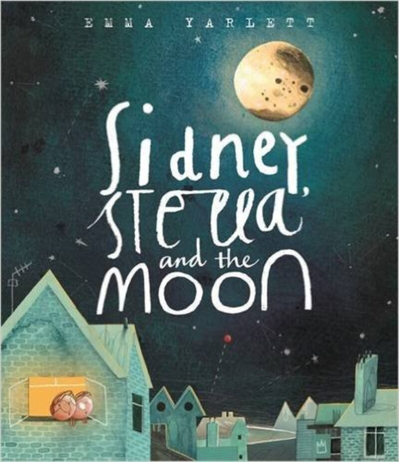 Book cover for 'Sidney, Stella and the Moon'