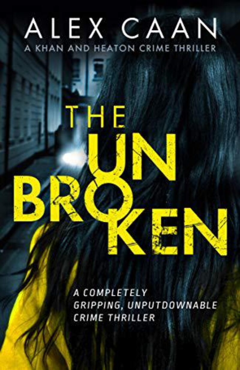 Book cover for 'The Unbroken'