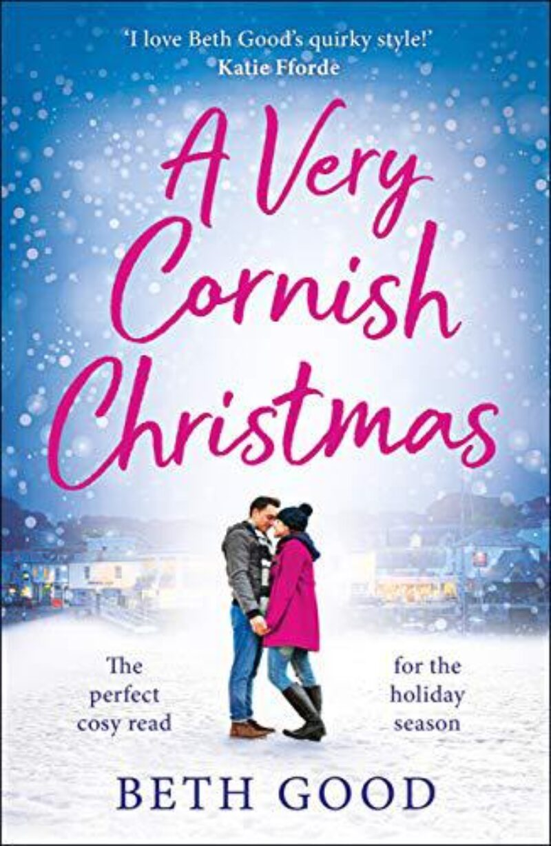 Book cover for 'A Very Cornish Christmas'