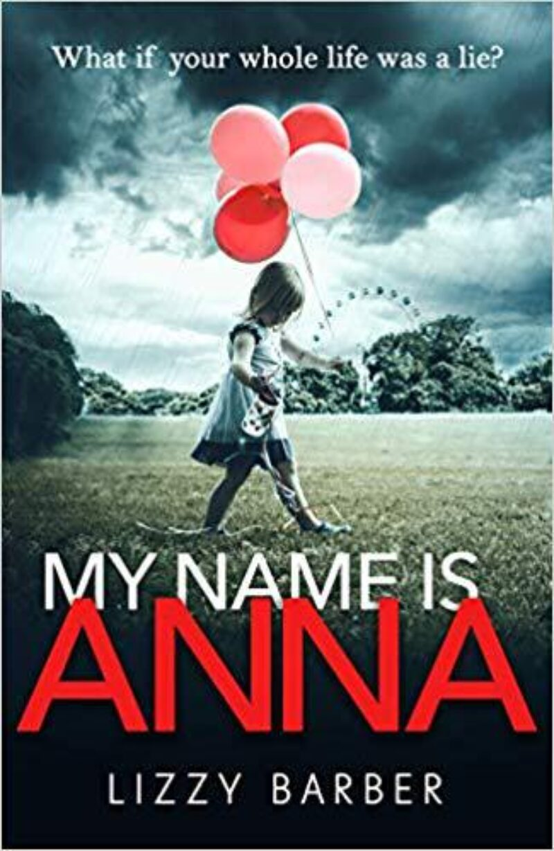 Book cover for 'My Name is Anna'