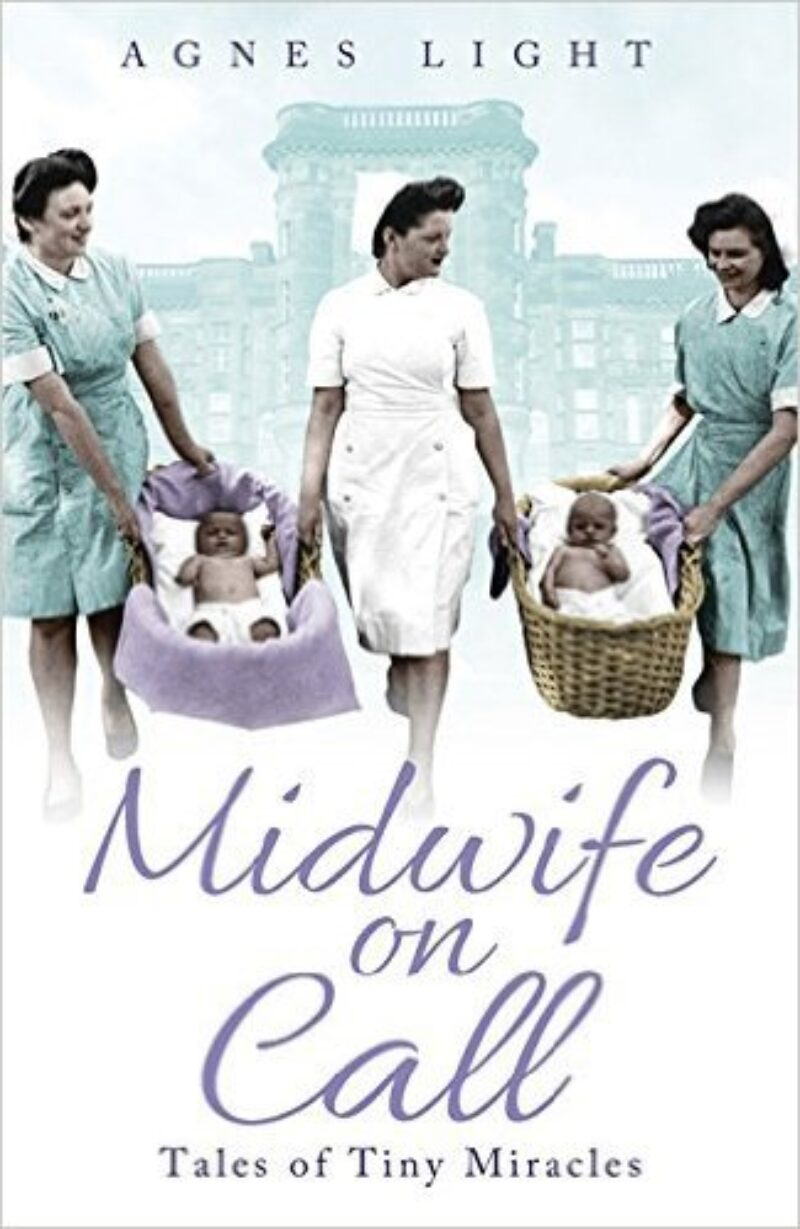 Book cover for 'Midwife On Call'