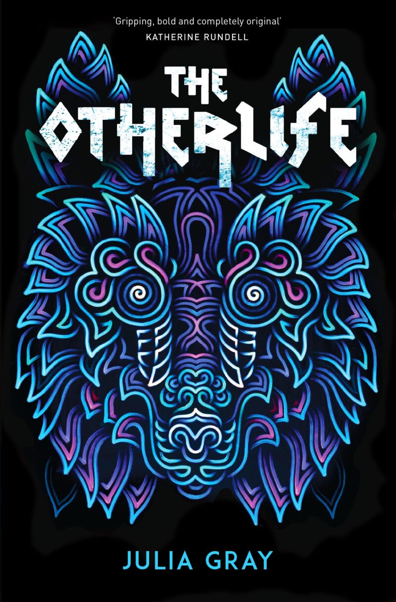 Book cover for 'The Otherlife'