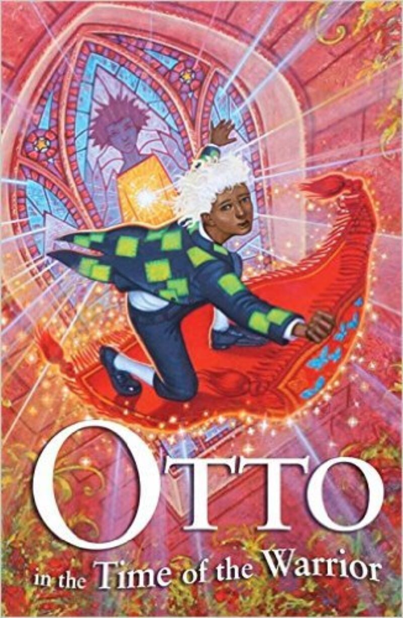 Book cover for 'Otto in the Time of the Warrior'