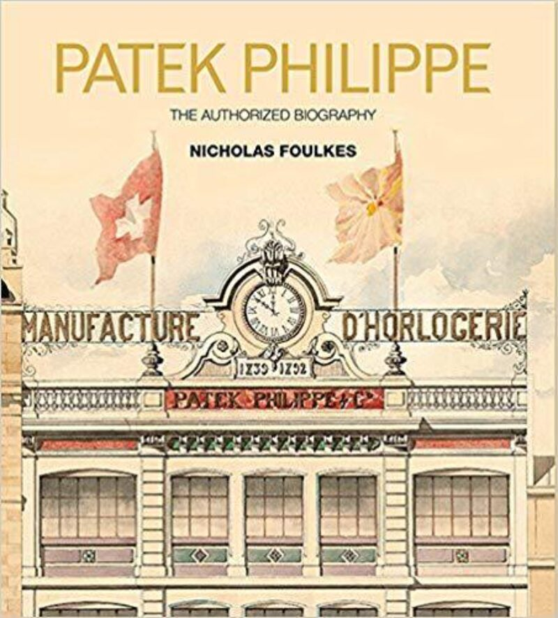 Book cover for 'Patek Philippe'