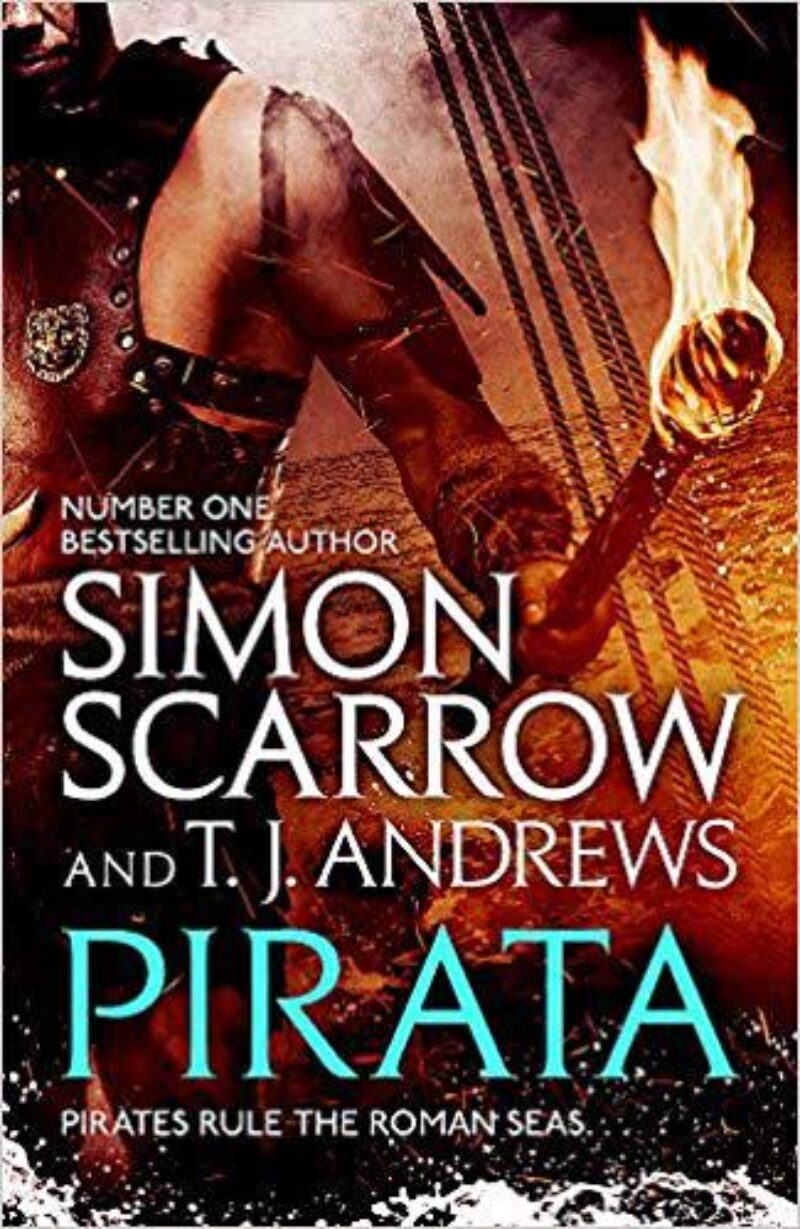 Book cover for 'Pirata'