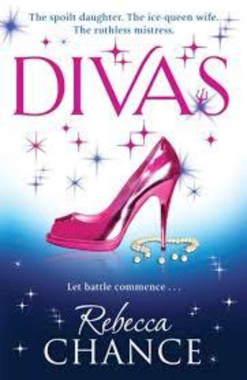 Book cover for 'Divas'