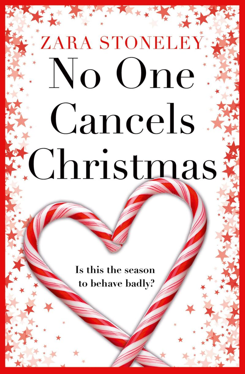 Book cover for 'No One Cancels Christmas'