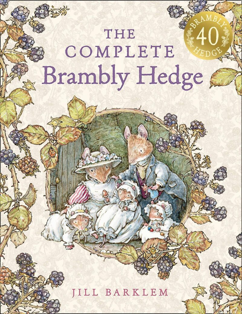 Book cover for 'The Complete Brambly Hedge'