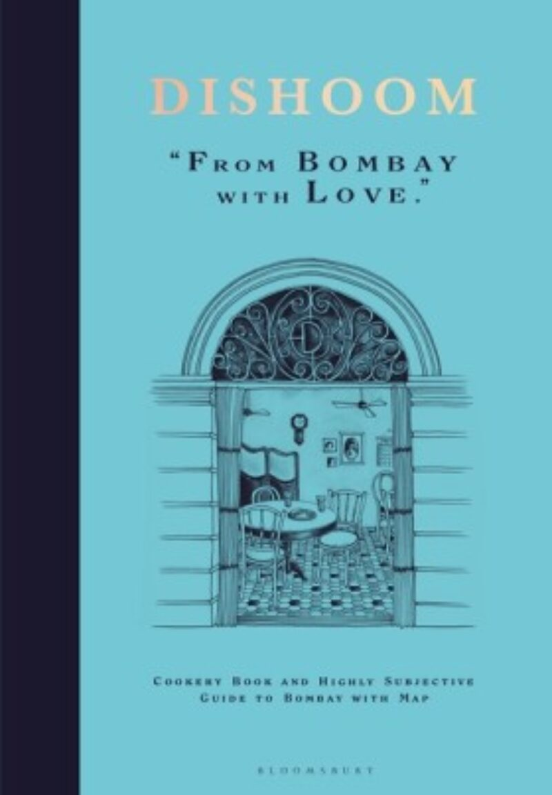 Book cover for 'Dishoom: From Bombay With Love'