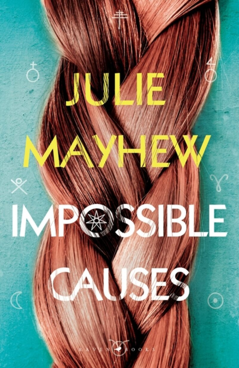 Book cover for 'Impossible Causes'