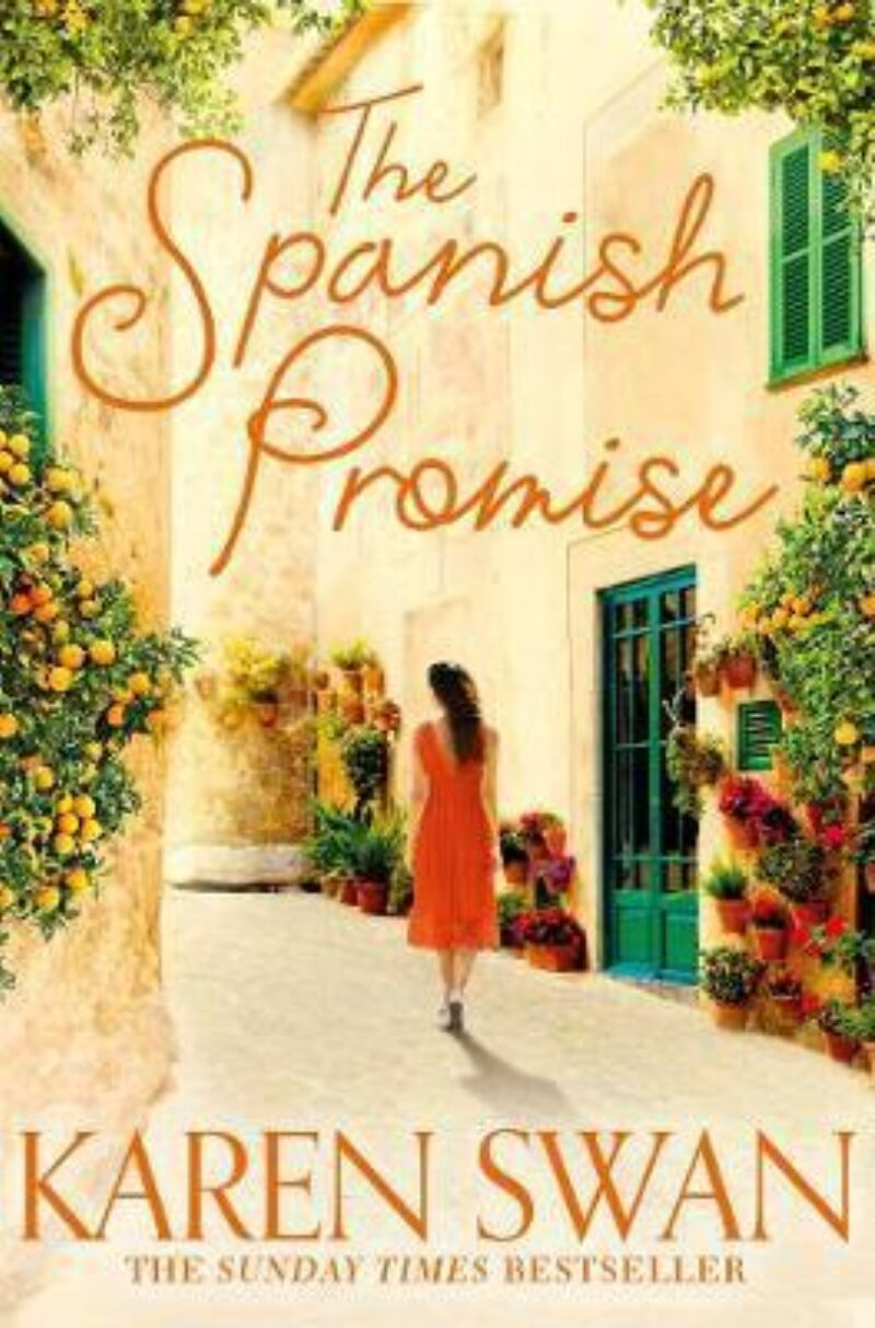 Book cover for 'The Spanish Promise'