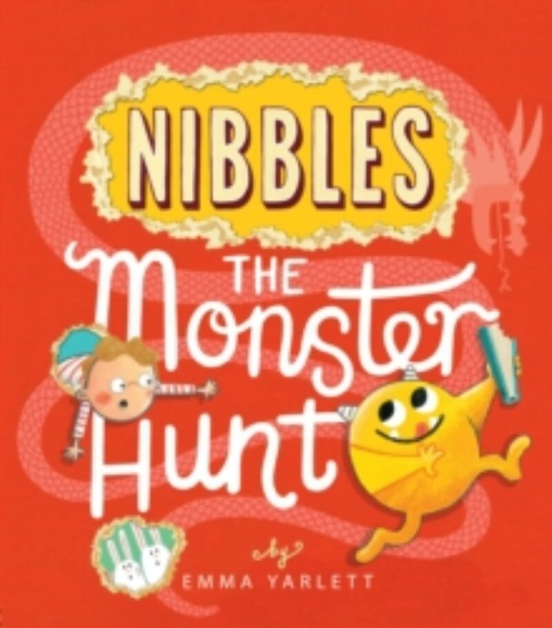 Book cover for 'Nibbles: The Monster Hunt'