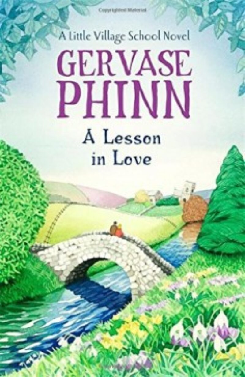 Book cover for 'A Lesson in Love'