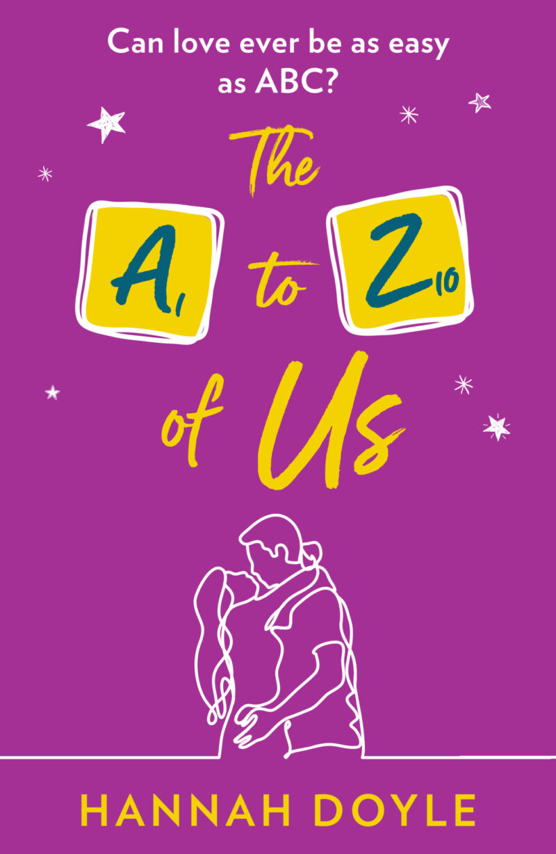 Book cover for 'The A to Z of Us'