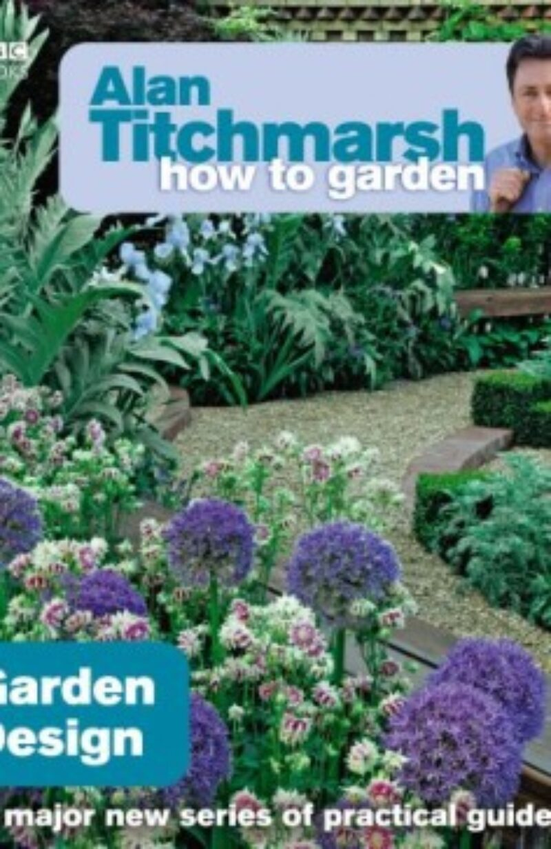 Book cover for 'How To Garden Garden Design'