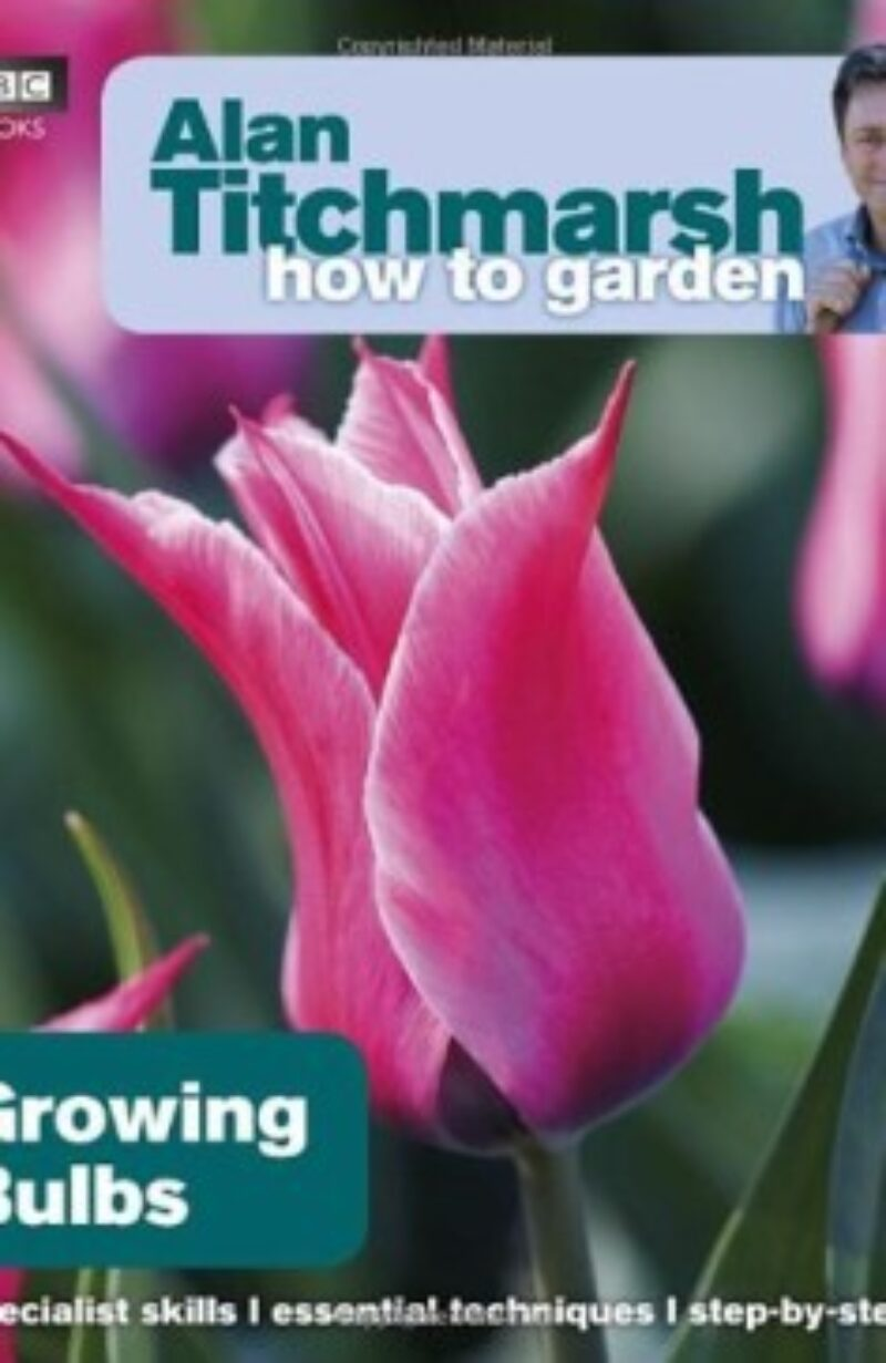 Book cover for 'How To Garden Growing Bulbs'