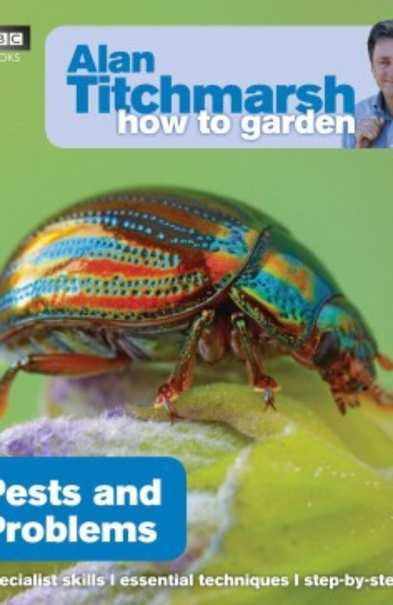 Book cover for 'How To Garden Pests and Problems'