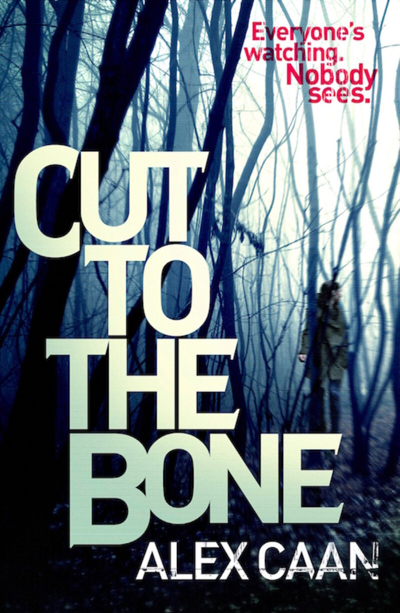 Book cover for 'Cut To The Bone'