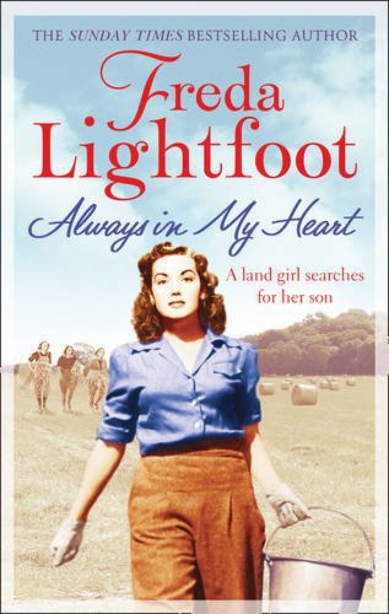 Book cover for 'Always In My Heart'
