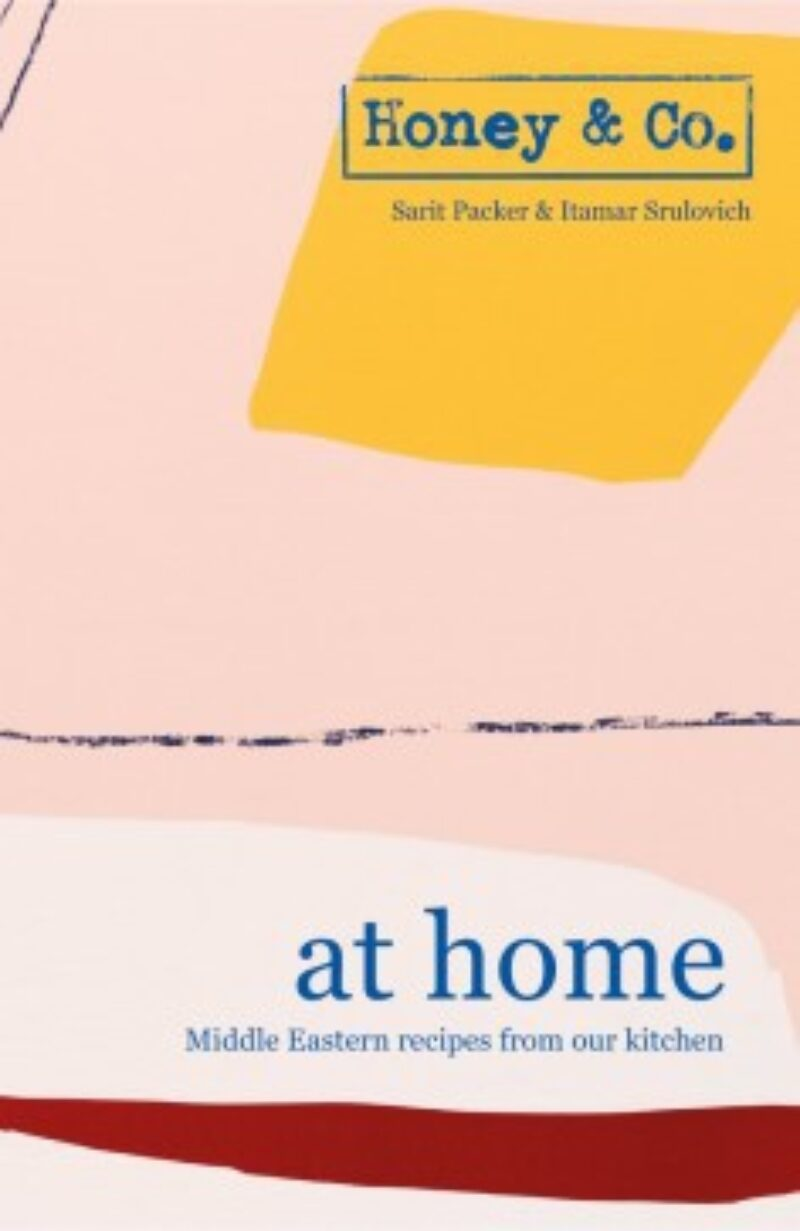 Book cover for 'Honey & Co: At Home'