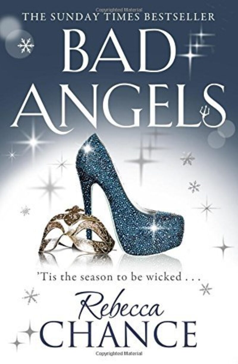 Book cover for 'Bad Angels'