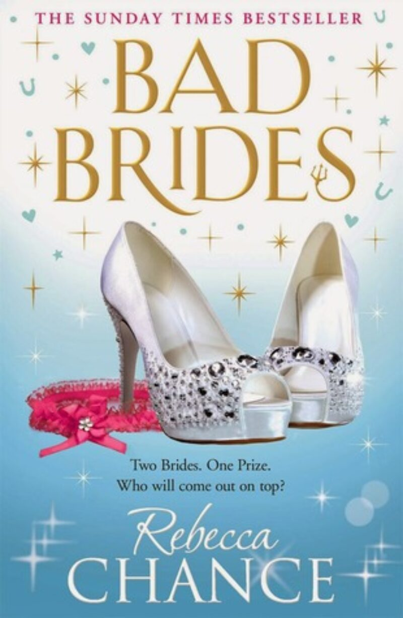 Book cover for 'Bad Brides'