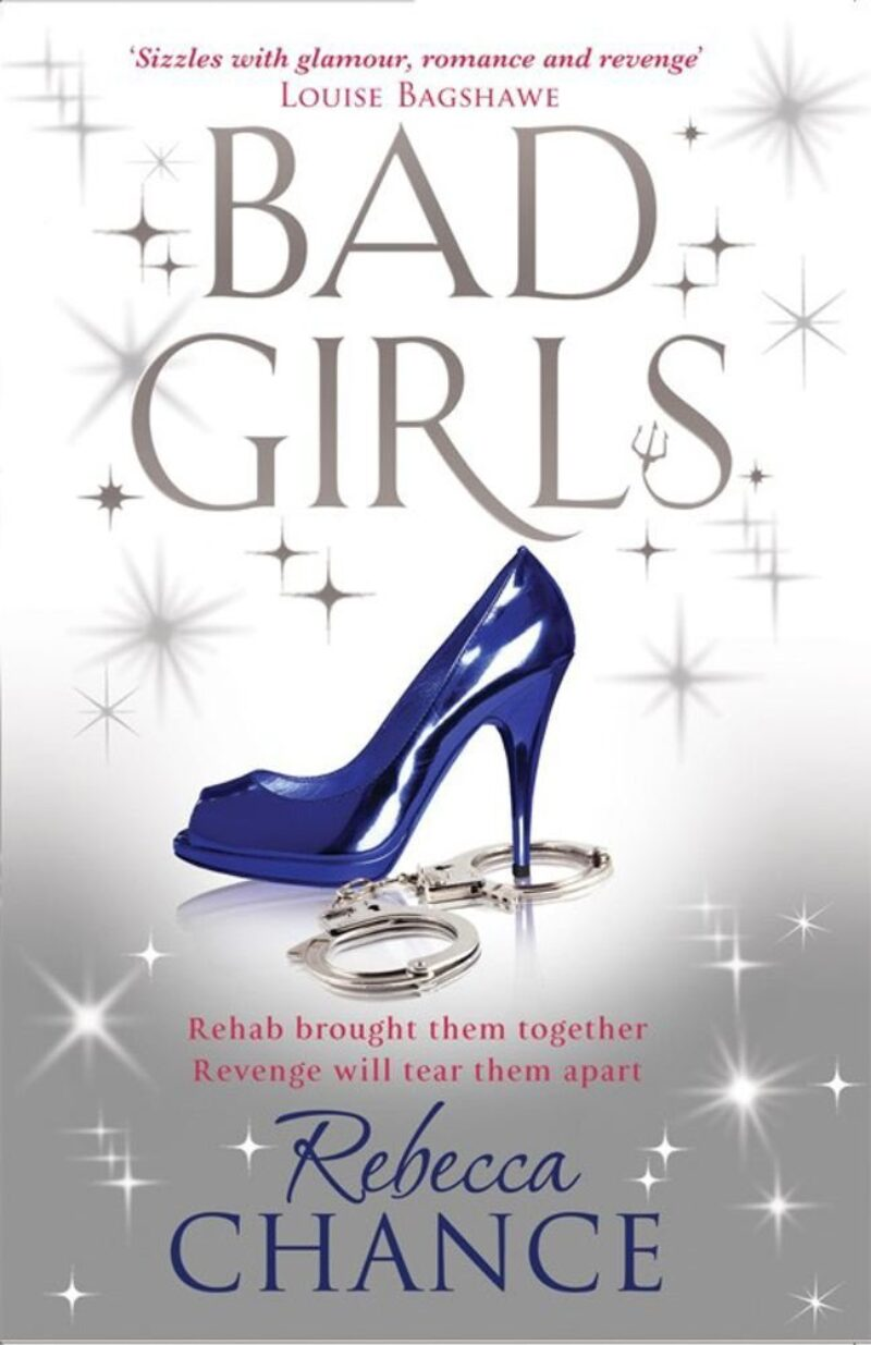 Book cover for 'Bad Girls'