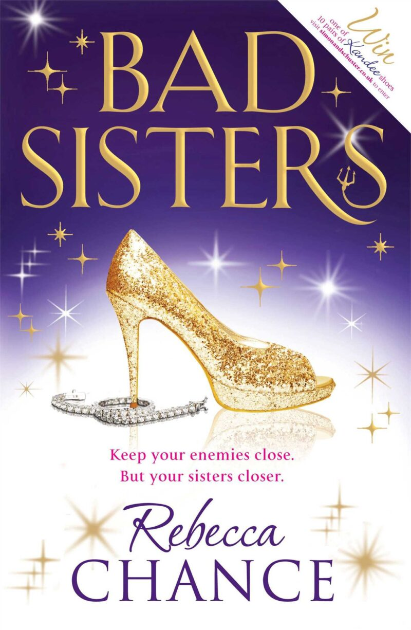 Book cover for 'Bad Sisters'