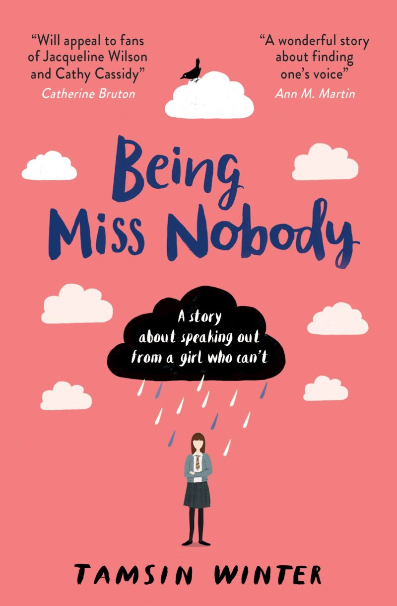 Book cover for 'Being Miss Nobody'
