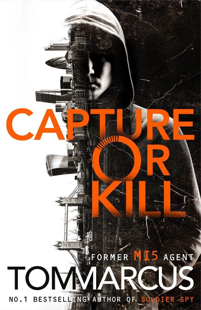 Book cover for 'Capture or Kill (Matt Logan 1)'