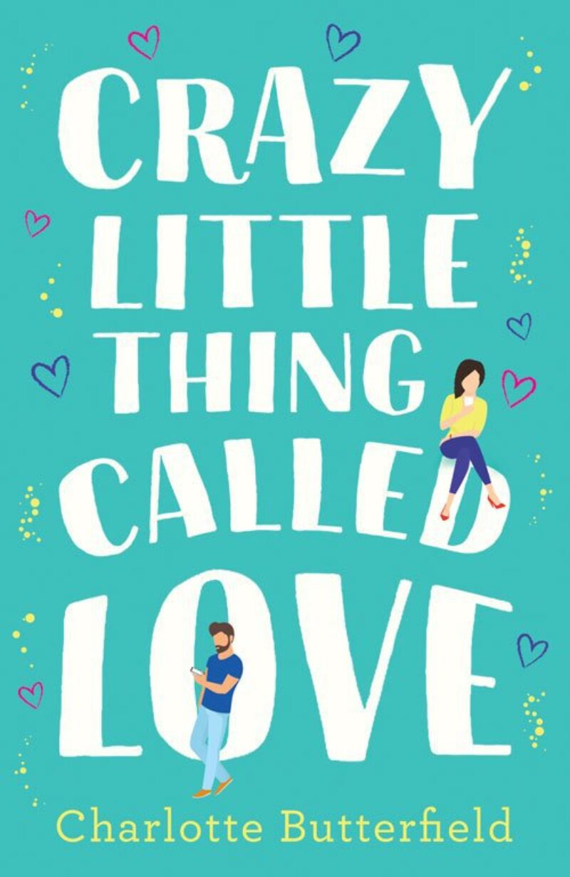 Book cover for 'Crazy Little Thing Called Love'