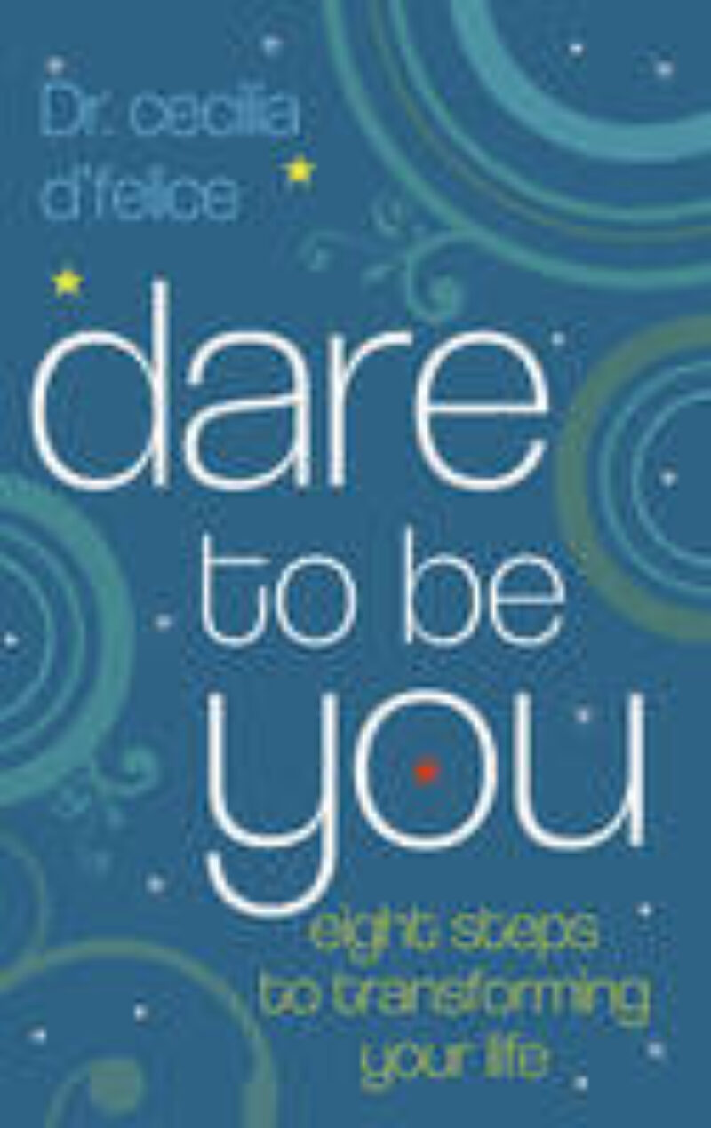 Book cover for 'Dare to be You'
