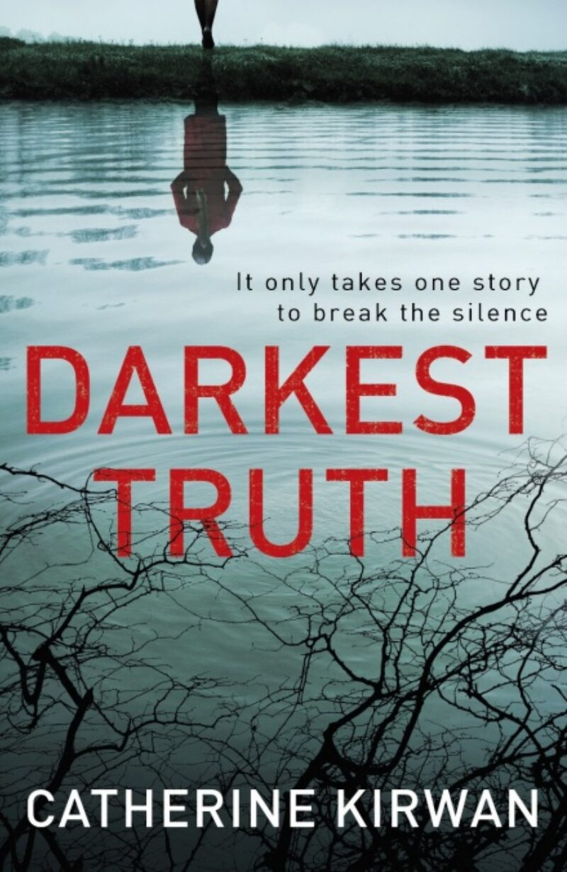 Book cover for 'Darkest Truth'