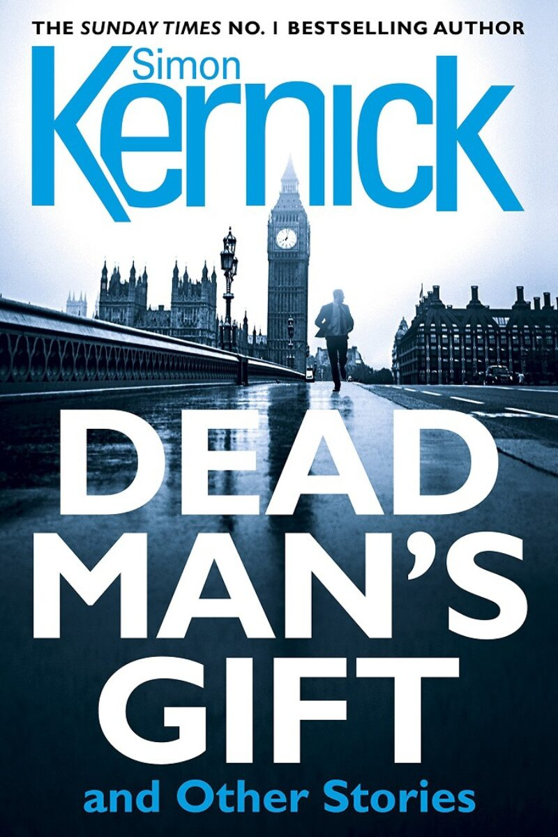 Book cover for 'Dead Man's Gift and Other Stories'