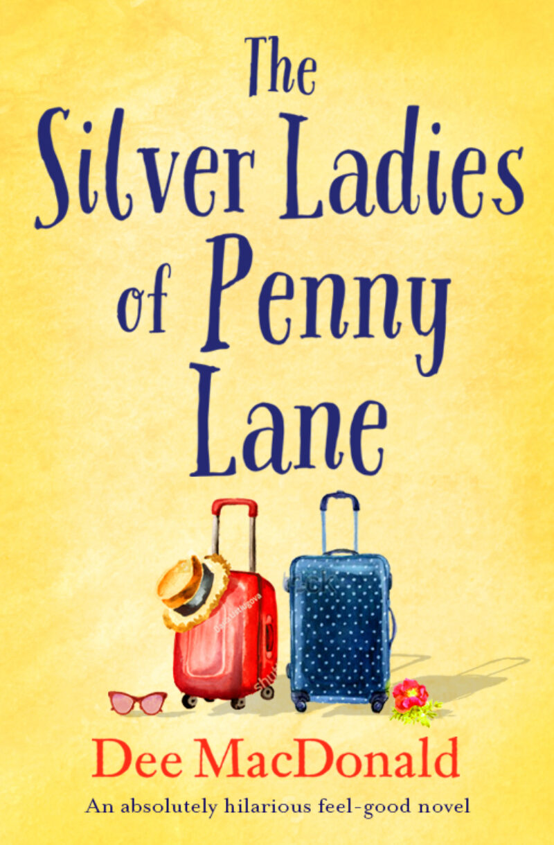 Book cover for 'The Silver Ladies of Penny Lane'