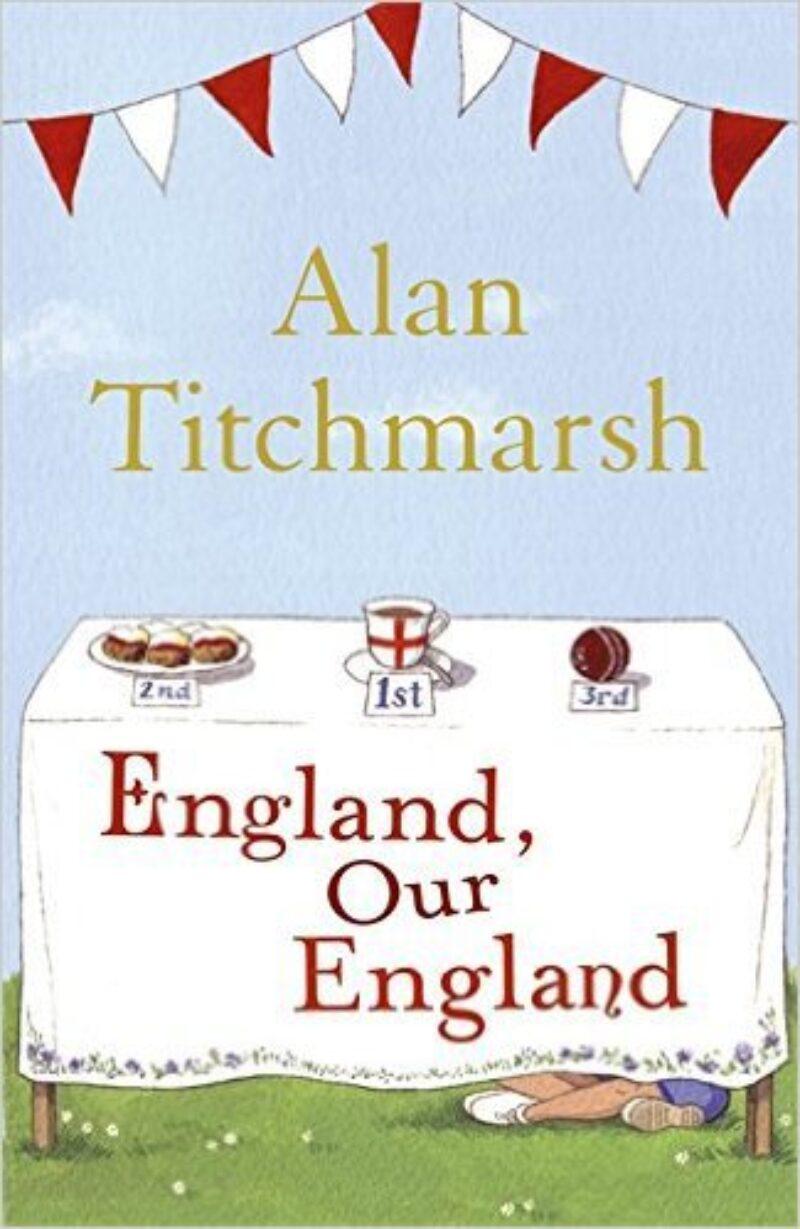 Book cover for 'England, Our England'